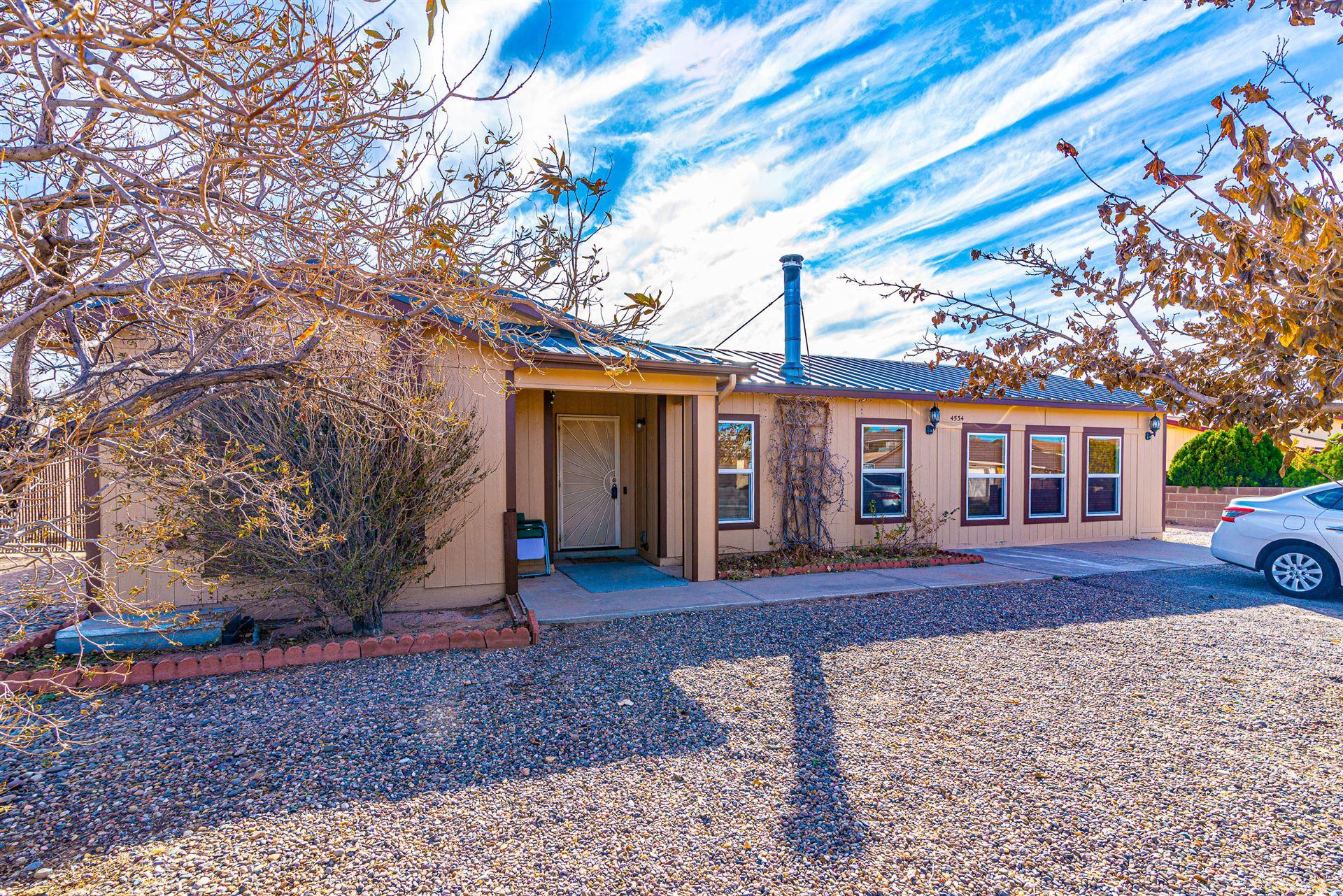 4534 SUNSTONE Way NE, Rio Rancho, NM 87124 - #: 981103