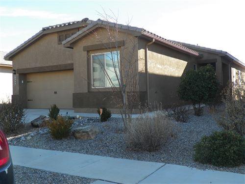 Photo of 6944 Tempe Avenue NW, Albuquerque, NM 87114 (MLS # 983104)