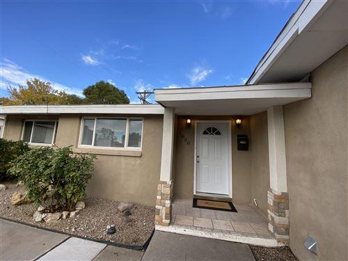 Photo of 1808 BLUME Street NE, Albuquerque, NM 87112 (MLS # 1003107)