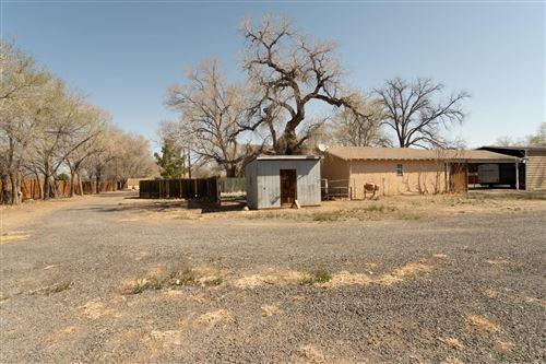 Tiny photo for 107 Santa Fe Street SE, Los Lunas, NM 87031 (MLS # 990107)