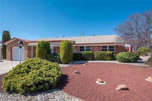 Photo of 4117 ROBERTA Place NE, Albuquerque, NM 87109 (MLS # 969109)
