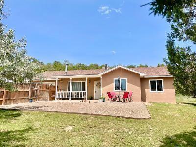 77 WINDMILL Road, Edgewood, NM 87015 - #: 999109