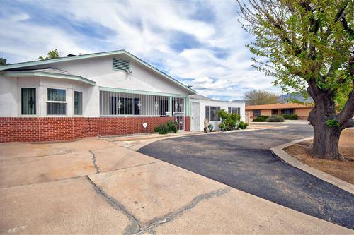 Photo of 8217 FRUIT Avenue NE, Albuquerque, NM 87108 (MLS # 961110)