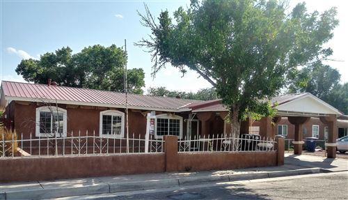 Photo of 2816 SAN MARCIAL Street NW, Albuquerque, NM 87104 (MLS # 976111)