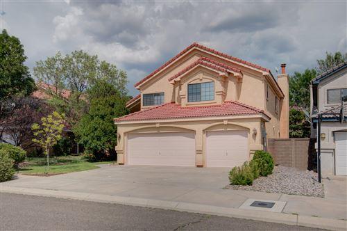 Photo of 8432 Manuel Cia Place NE, Albuquerque, NM 87122 (MLS # 997111)