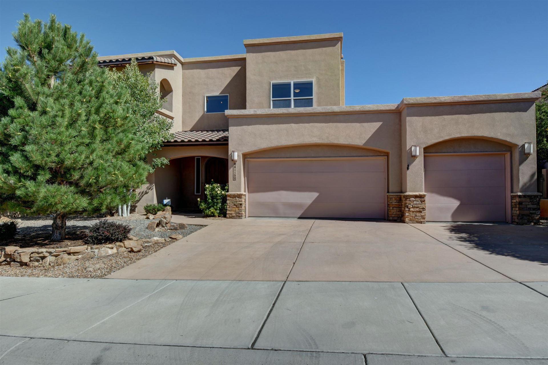 Photo of 8115 VIA ALEGRE NE, Albuquerque, NM 87122 (MLS # 963111)