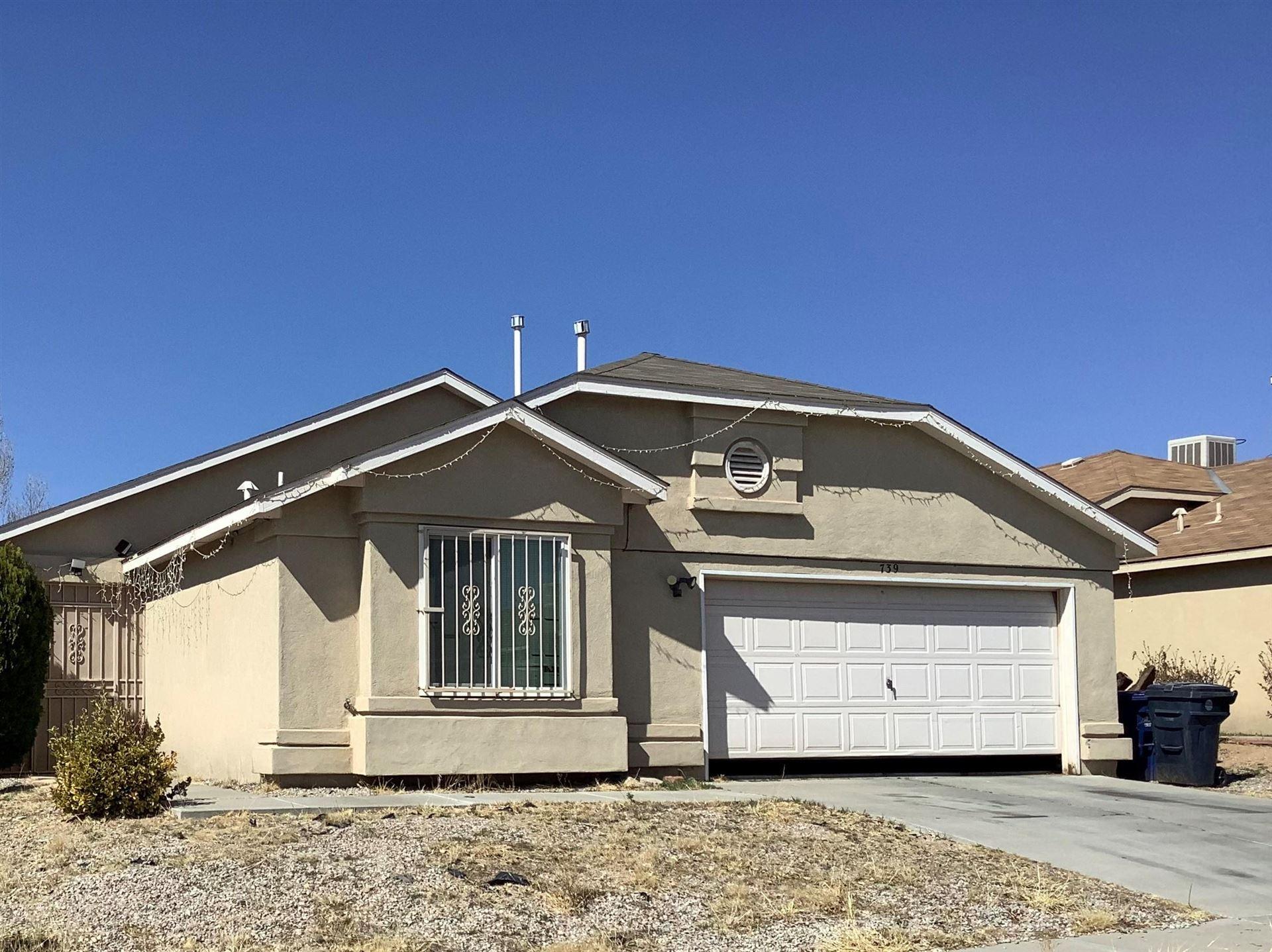 739 110TH Street SW, Albuquerque, NM 87121 - MLS#: 987111