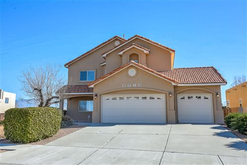 Photo of 9712 BAJADA Drive NW, Albuquerque, NM 87114 (MLS # 959113)