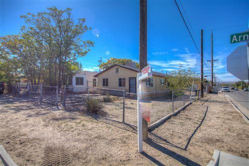 Photo of 2001 ARNO Street SE, Albuquerque, NM 87102 (MLS # 1003117)
