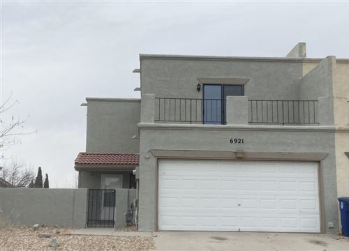 Photo of 6921 WHITE PINE Place NE, Albuquerque, NM 87109 (MLS # 984118)