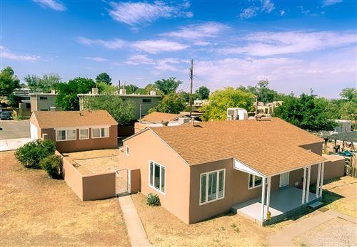 Photo of 2830 SANTA CLARA Avenue SE, Albuquerque, NM 87106 (MLS # 973121)