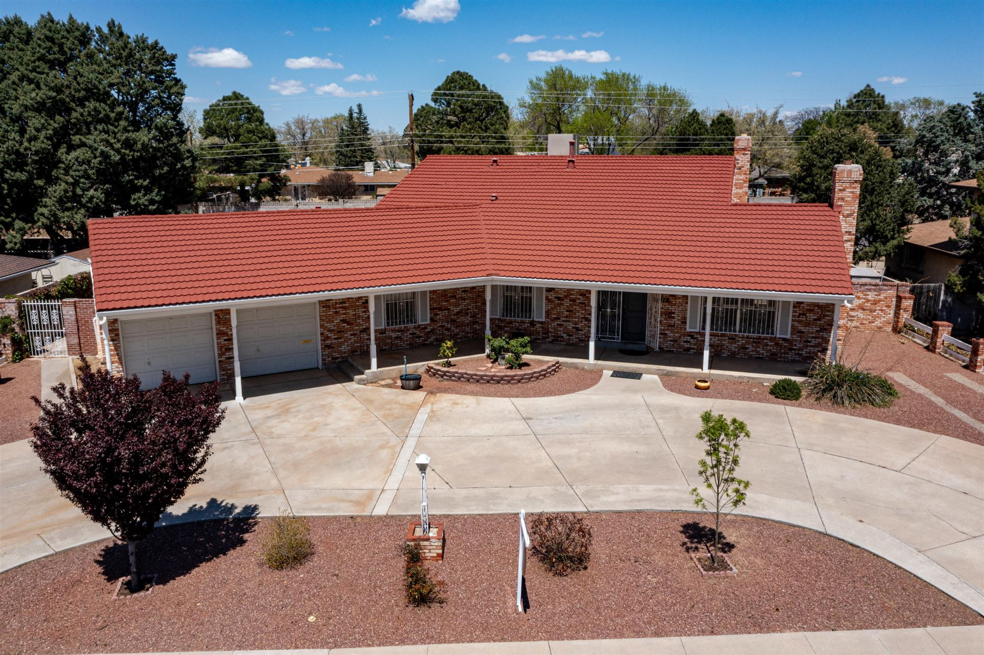 7021 AZTEC Road NE, Albuquerque, NM 87110 - #: 990121