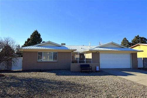 Photo of 3101 SAN ISIDRO Street NW, Albuquerque, NM 87107 (MLS # 969122)
