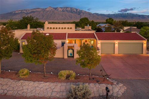 Photo of 600 Rio Ruidoso Road NE, Rio Rancho, NM 87144 (MLS # 1001123)