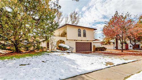 Photo of 6700 LEANDER Avenue NE, Albuquerque, NM 87109 (MLS # 980123)