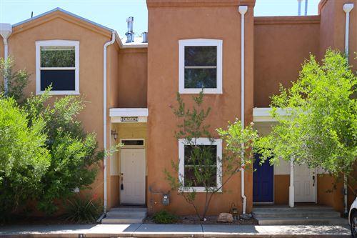 Photo of 2516 VERANDA Road NW #3, Albuquerque, NM 87107 (MLS # 996123)