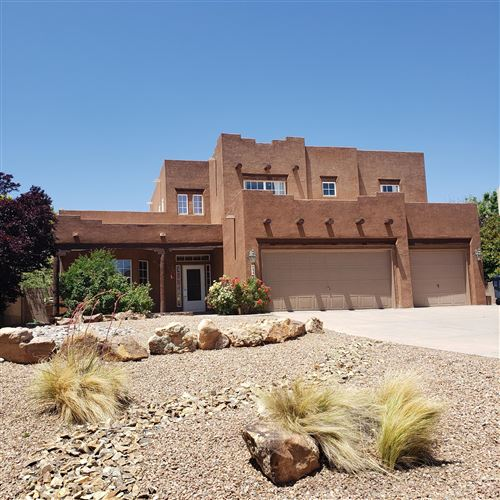 Photo of 8409 RANCHO VERANO Court NW, Albuquerque, NM 87120 (MLS # 969124)