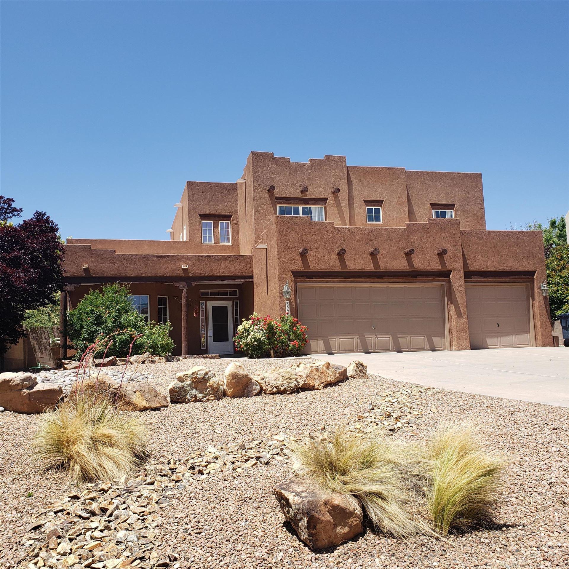 8409 RANCHO VERANO Court NW, Albuquerque, NM 87120 - MLS#: 969124