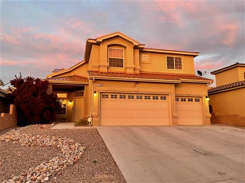 Photo of 1188 MIRADOR Loop NE, Rio Rancho, NM 87144 (MLS # 994125)
