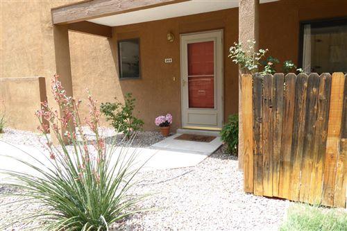 Photo of 2900 VISTA DEL REY NE #26B, Albuquerque, NM 87112 (MLS # 997125)