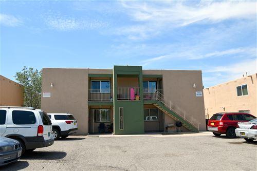 Photo of 8004 GRAND Avenue NE, Albuquerque, NM 87108 (MLS # 970127)