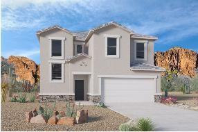 Photo of 3249 Berkshire Road NE, Rio Rancho, NM 87144 (MLS # 980127)