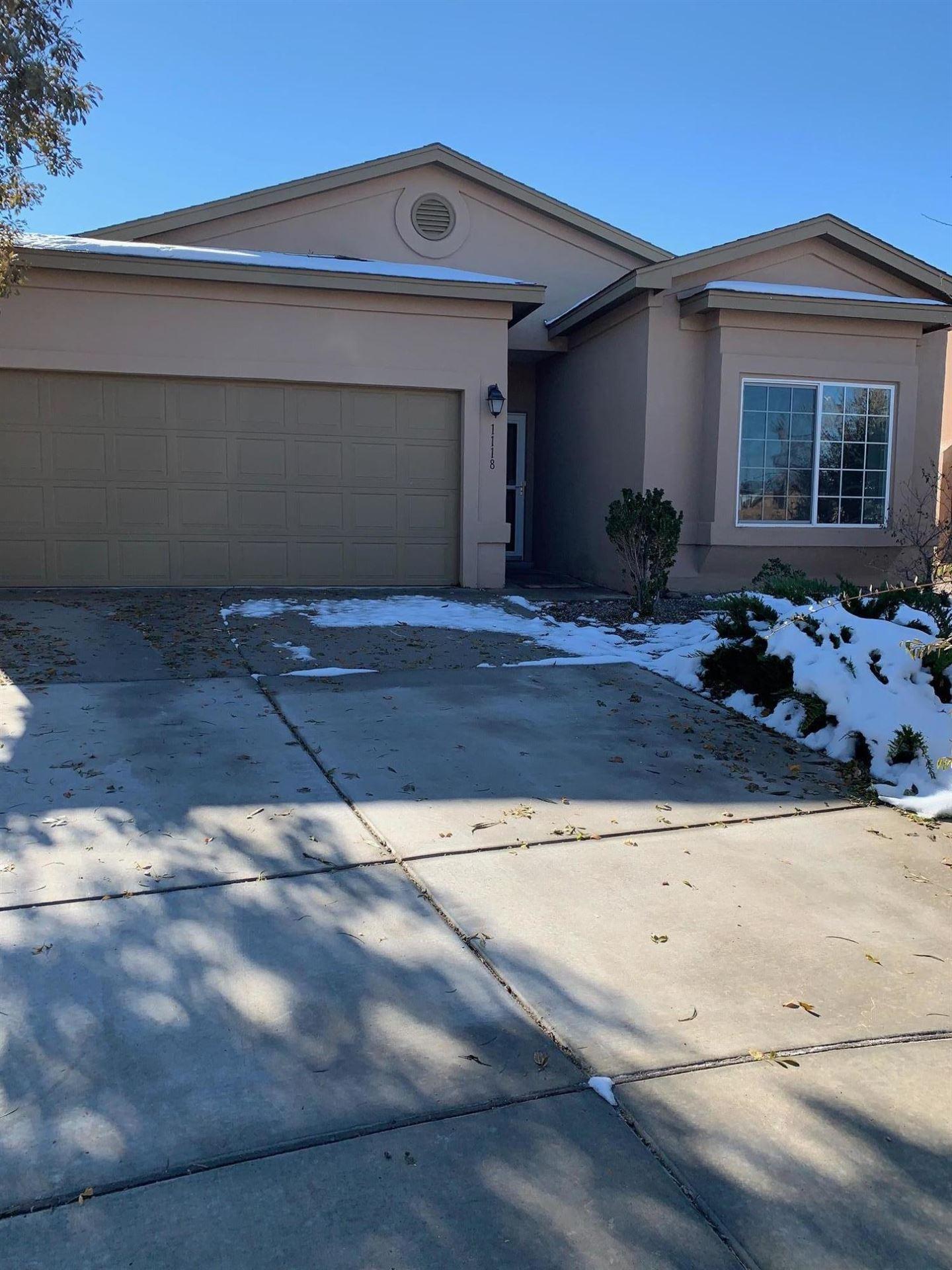Photo of 1118 DESERT SUNFLOWER Drive NE, Rio Rancho, NM 87144 (MLS # 980130)