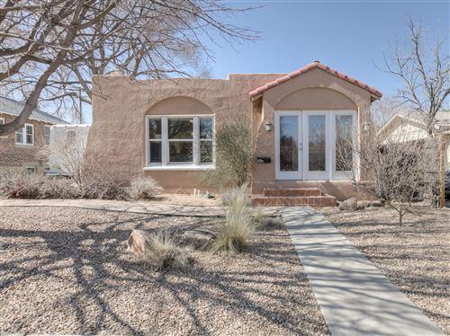 Photo of 213 DARTMOUTH Drive NE, Albuquerque, NM 87106 (MLS # 963131)