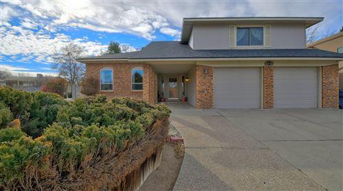 Photo of 8716 CHERRY HILLS Road NE, Albuquerque, NM 87111 (MLS # 984131)