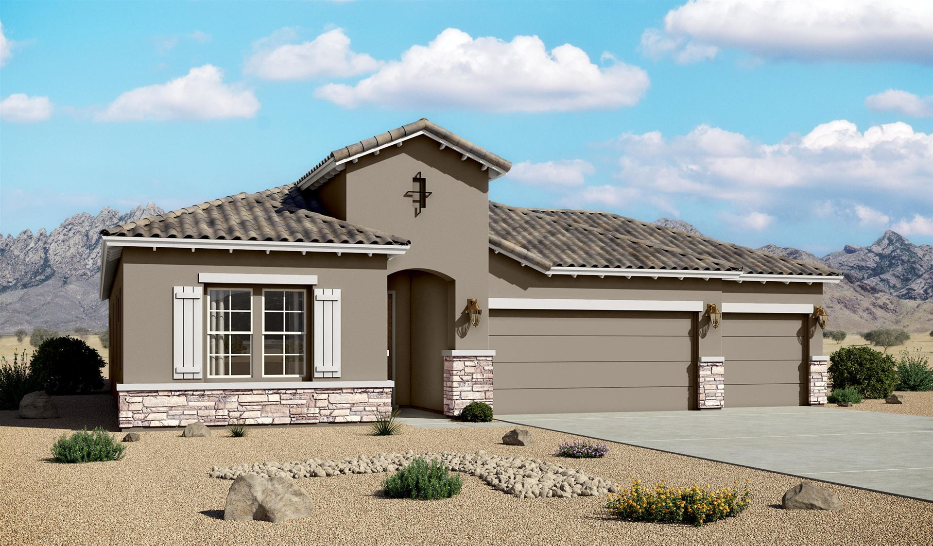 Photo of 6973 Cleary Loop NE, Rio Rancho, NM 87144 (MLS # 978132)