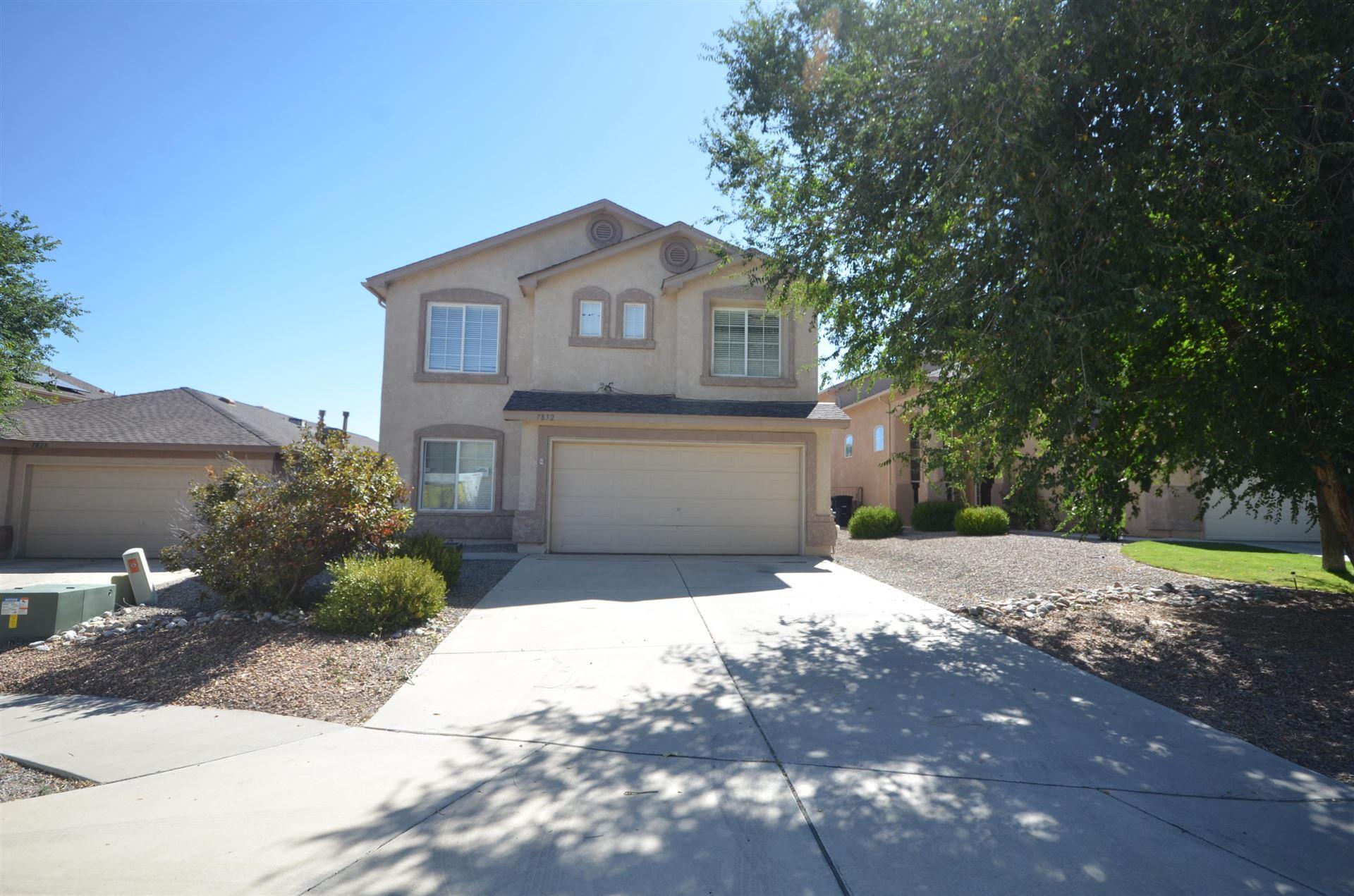 Photo of 7832 CHACO MESA Loop NW, Albuquerque, NM 87114 (MLS # 980134)