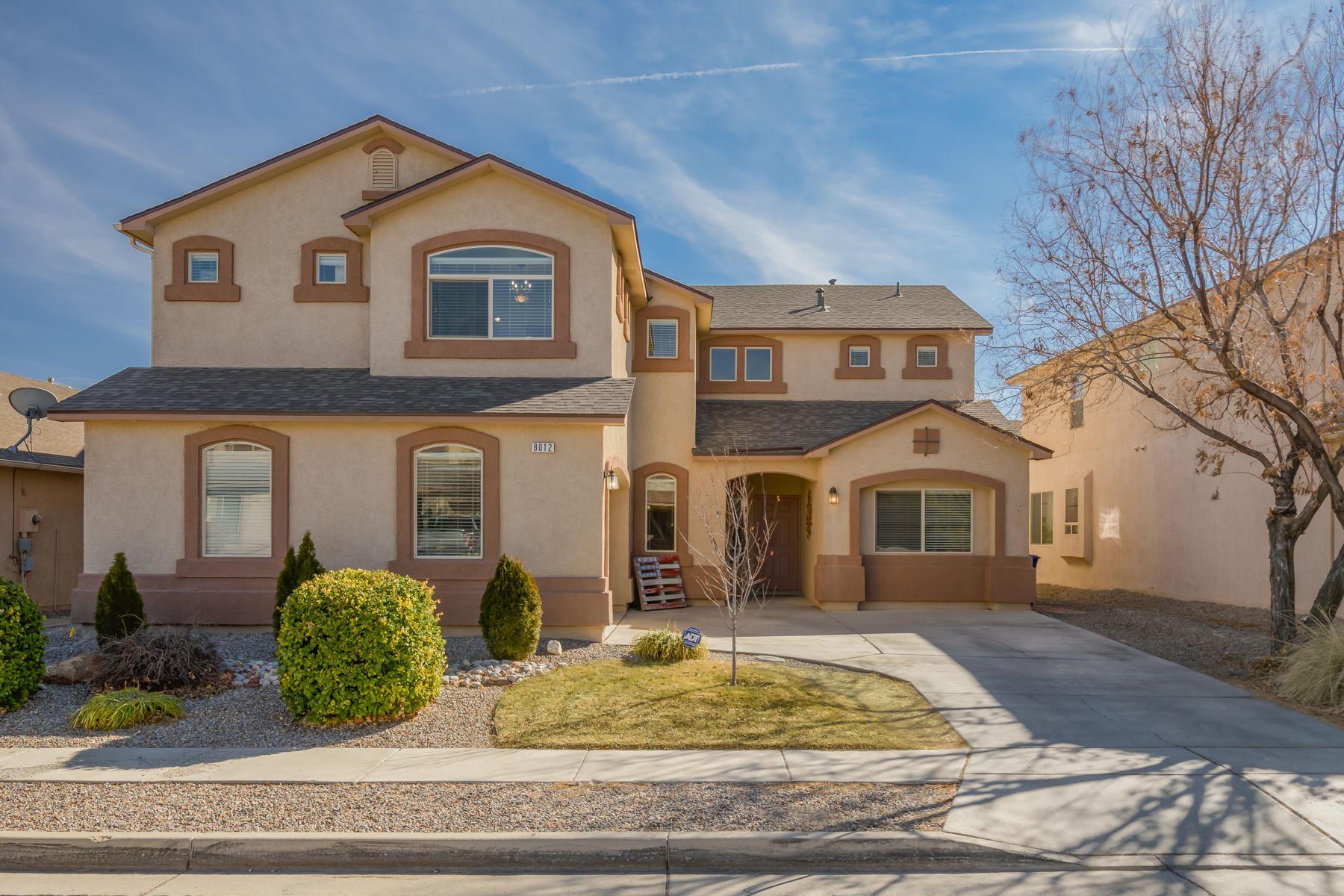 8012 PONY HILLS Place NW, Albuquerque, NM 87114 - MLS#: 985135