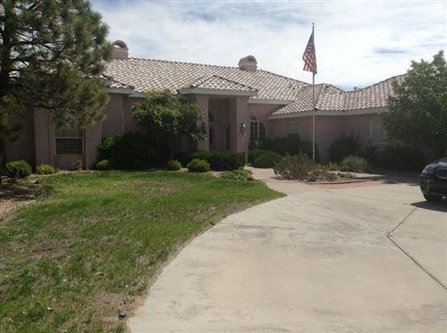 Photo of 1602 Travis Road NW, Albuquerque, NM 87114 (MLS # 954136)