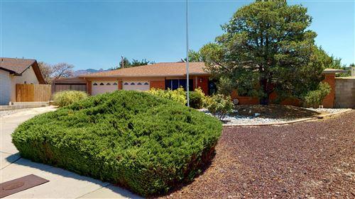 Photo of 8524 MERRIMAC Court NE, Albuquerque, NM 87109 (MLS # 972137)