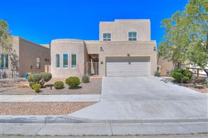 Photo of 6105 Jamers Place NW, Albuquerque, NM 87120 (MLS # 952138)