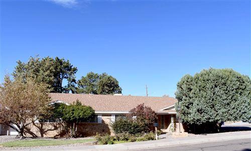 Photo of 1125 UPLAND Drive NE, Albuquerque, NM 87112 (MLS # 984138)