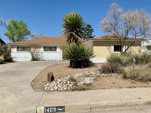 Photo of 1409 VALENCIA Drive NE, Albuquerque, NM 87110 (MLS # 990138)