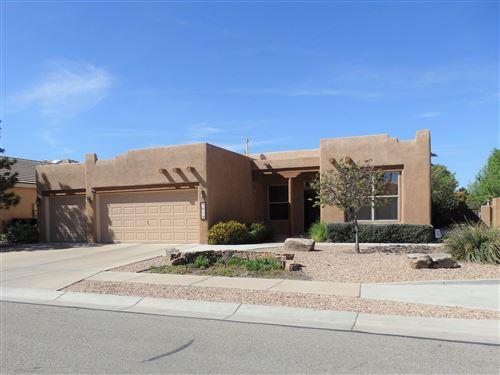 Photo of 7619 VIA DE CALMA NE, Albuquerque, NM 87113 (MLS # 969140)