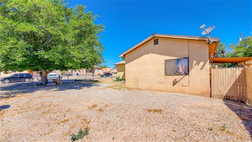 Photo of 220 55TH Street NW, Albuquerque, NM 87105 (MLS # 969146)
