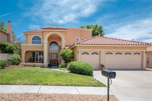 Photo of 7528 LEW WALLACE Drive NE, Albuquerque, NM 87109 (MLS # 971147)