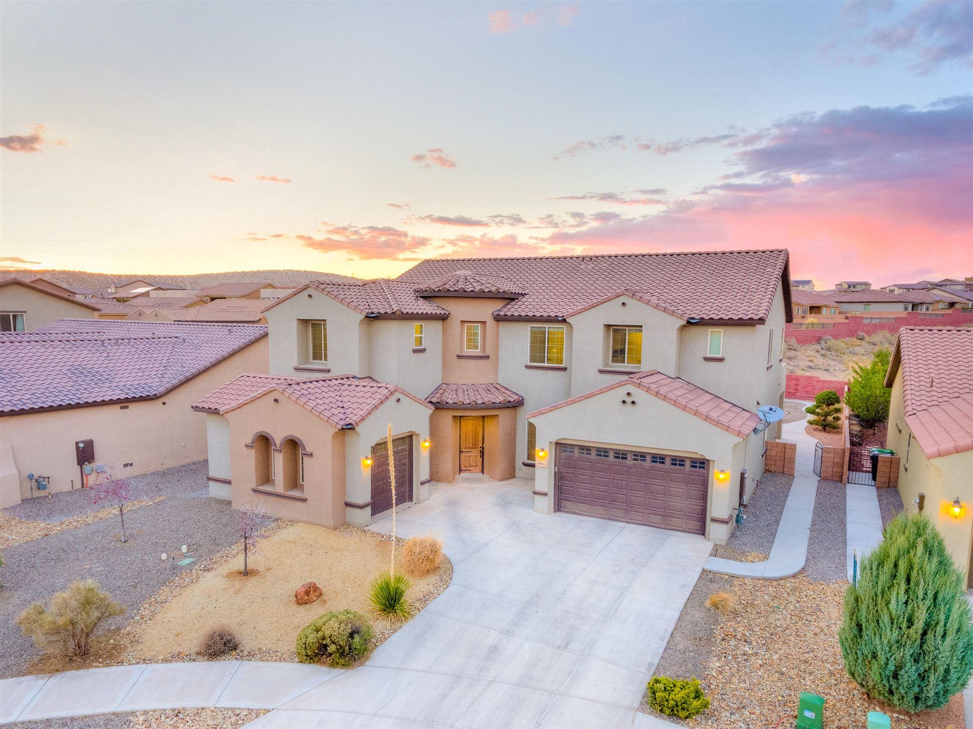 604 Sierra Verde Way NE, Rio Rancho, NM 87124 - #: 989147