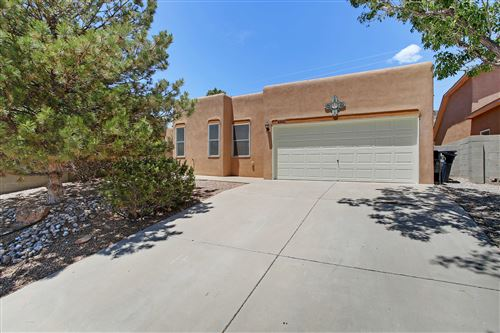 Photo of 4305 CLIFF BASE Drive NW, Albuquerque, NM 87120 (MLS # 969148)