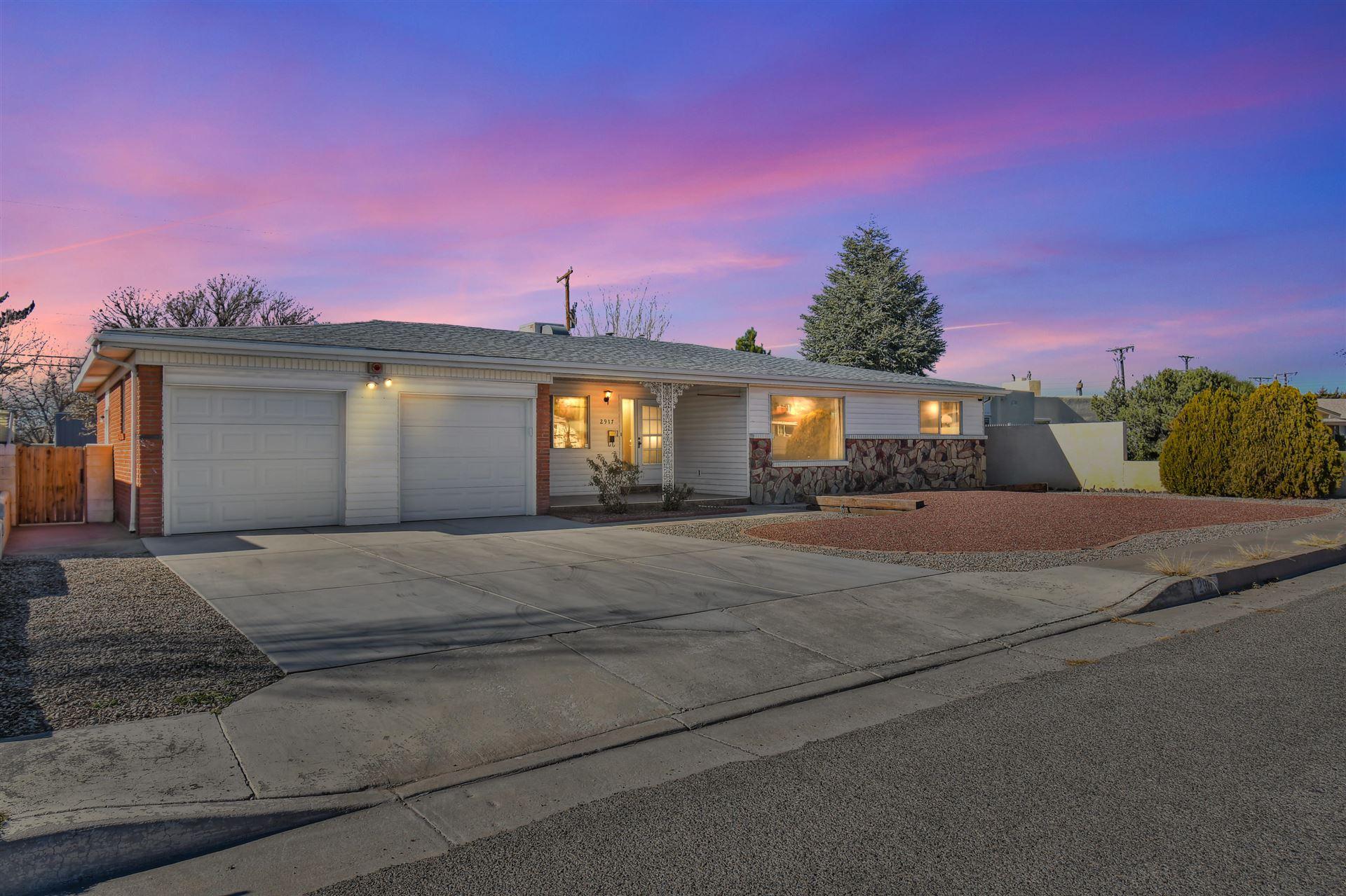 2917 ALCAZAR Street NE, Albuquerque, NM 87110 - MLS#: 982148