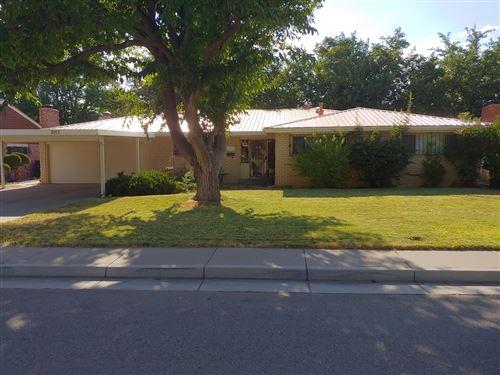 Photo of 3013 SAN PABLO Street NE, Albuquerque, NM 87110 (MLS # 976149)