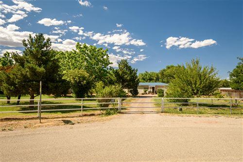 Photo of 832 GUADALUPE Circle NW, Albuquerque, NM 87114 (MLS # 972150)