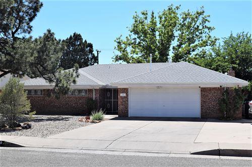 Photo of 2929 RHODE ISLAND Street NE, Albuquerque, NM 87110 (MLS # 969152)