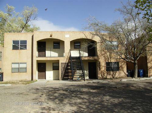 Photo of 3508 TULANE Drive NE #C, Albuquerque, NM 87107 (MLS # 985156)