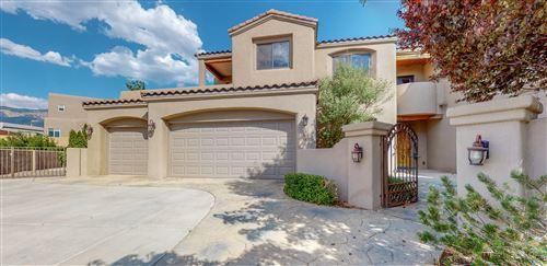 Photo of 8008 FLORENCE Avenue NE, Albuquerque, NM 87122 (MLS # 970157)