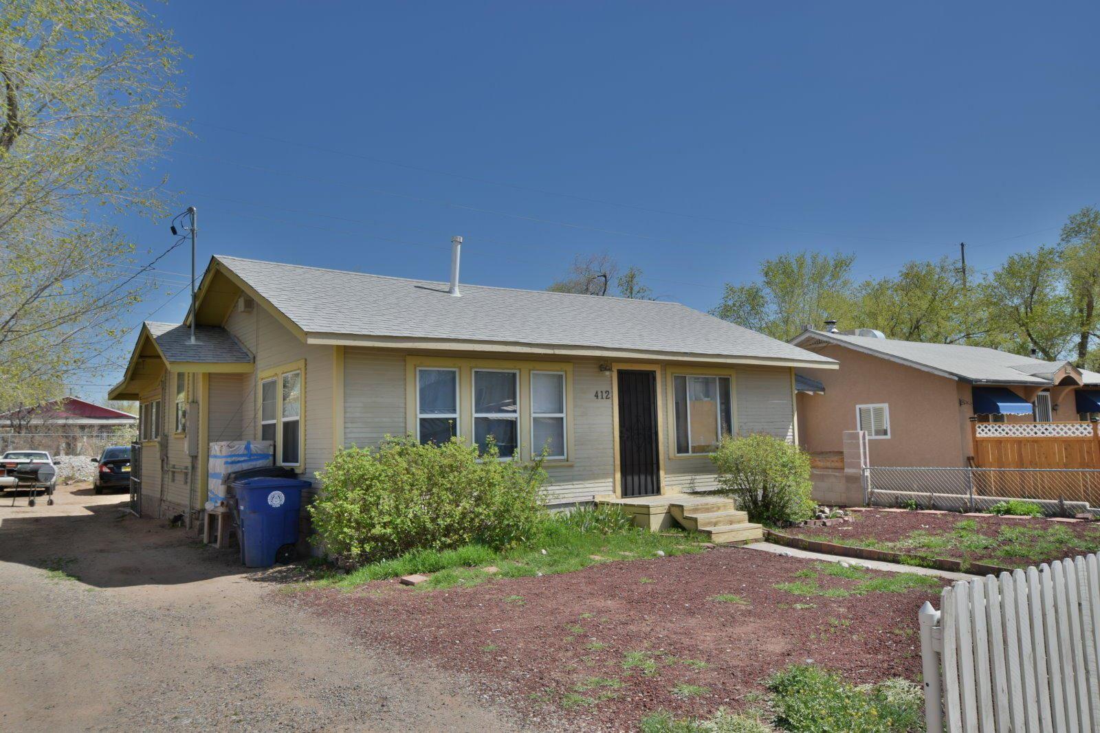 412 Harvard Drive SE, Albuquerque, NM 87106 - MLS#: 983157