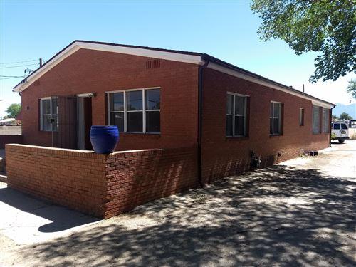 Photo of 8428 4TH Street NW, Los Ranchos, NM 87114 (MLS # 975158)